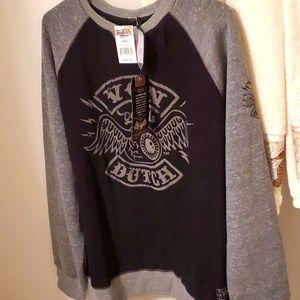 Nwt Von Dutch Originals Authentic Sweatshirt XXXL